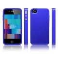 SGP iPhone 4 Case Ultra Silke Series [Indigo Blue]